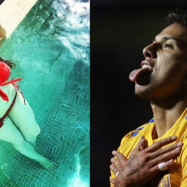 Esposa de Carlos Salcedo, cachó al futbolista siéndole infiel con sexoservidora