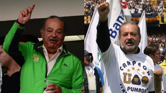 ¿A qué equipo de la Liga BBVA MX le va Carlos Slim?