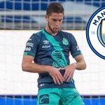 Santiago Ormeño bromeó sobre su llegada al Manchester City
