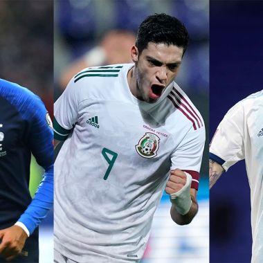 FIFA ranking 10 selecciones nacionales mexico argentina francia