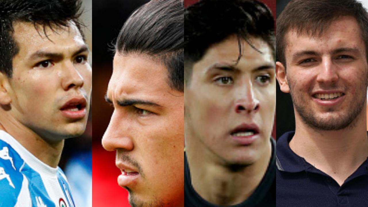Mexicanos en dieciseisavos de final Europa League
