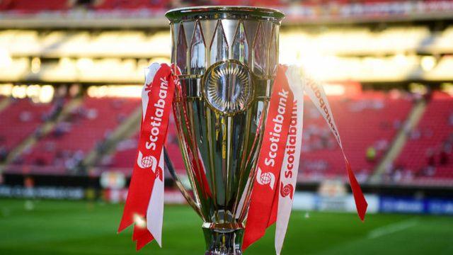 Concacaf Liga de Campeones fases finales