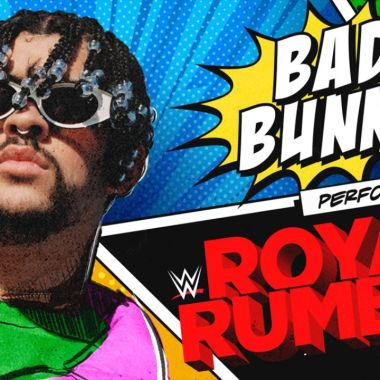 Bad Bunny en Royal Rumble 2021