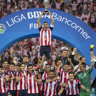 chivas campeonas liga mx 2017