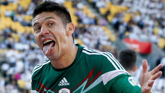Oribe Peralta y sus mejores goles
