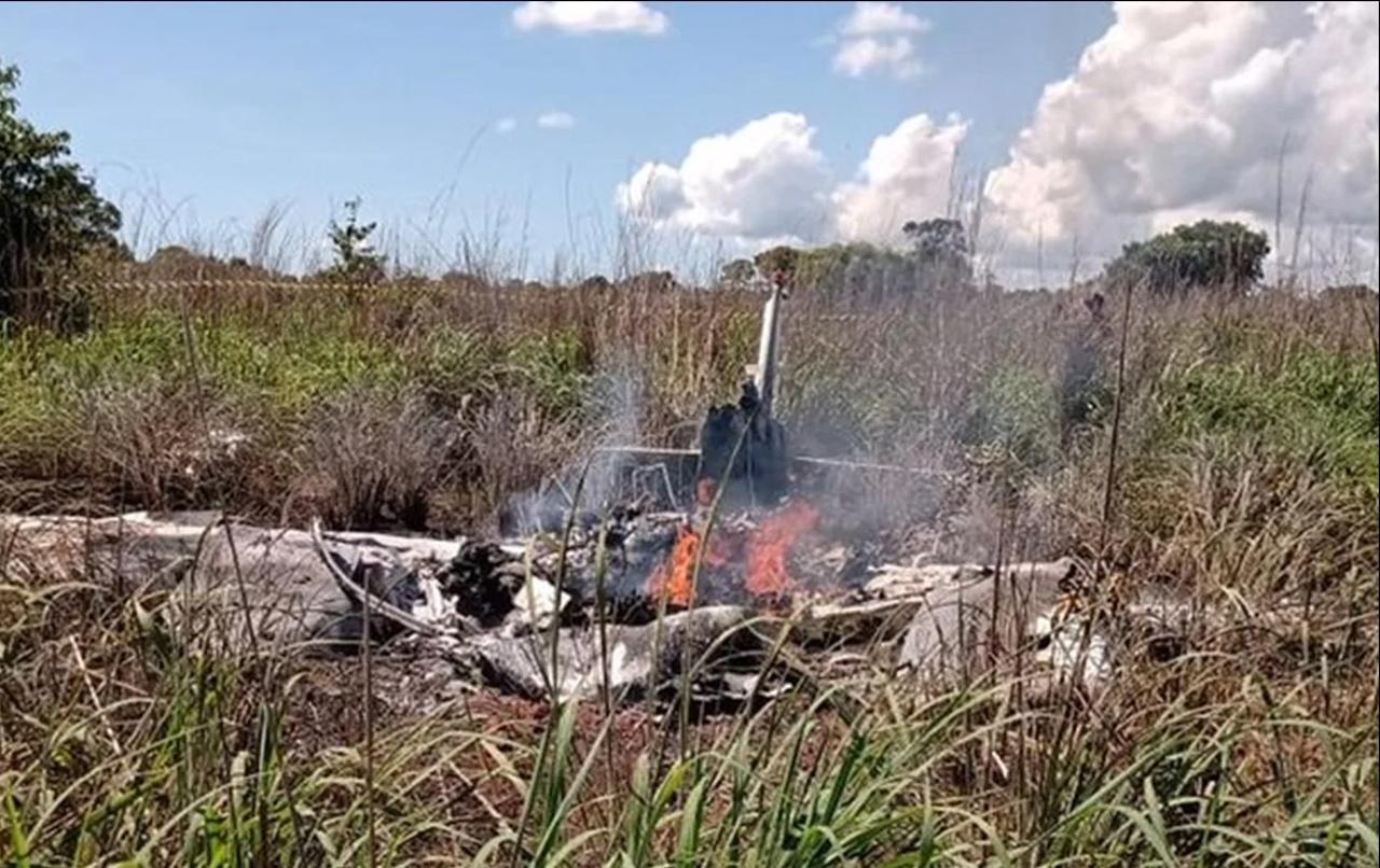Palmas Accidente aereo