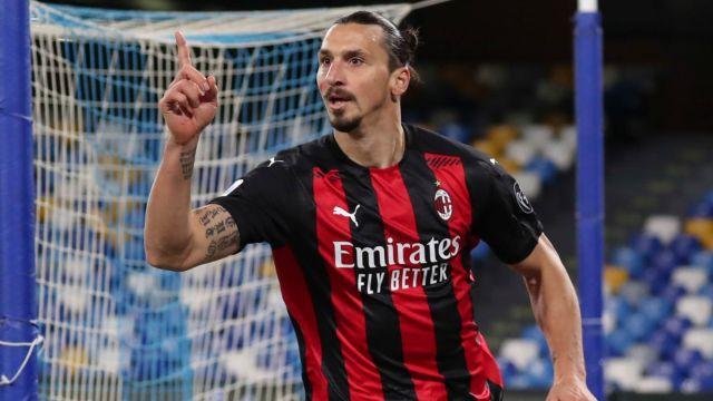 Zlatan Ibrahimovic y sus mejores goles
