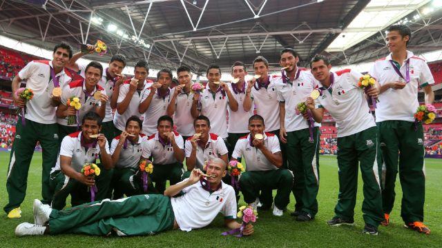 seleccion mexicana londres 2012 oro olimpico final brasil