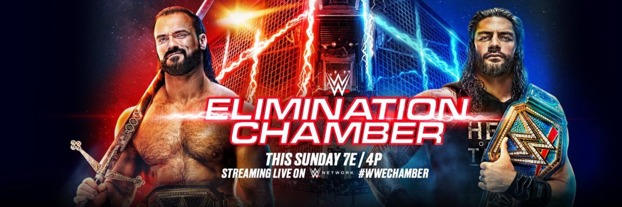 Elimination Chamber edición 2021