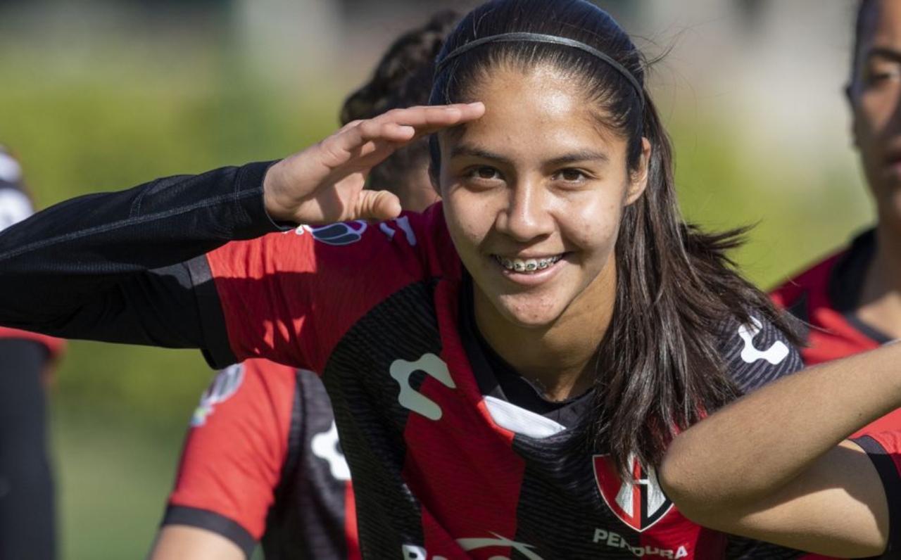 Alison González joya del fútbol mundial