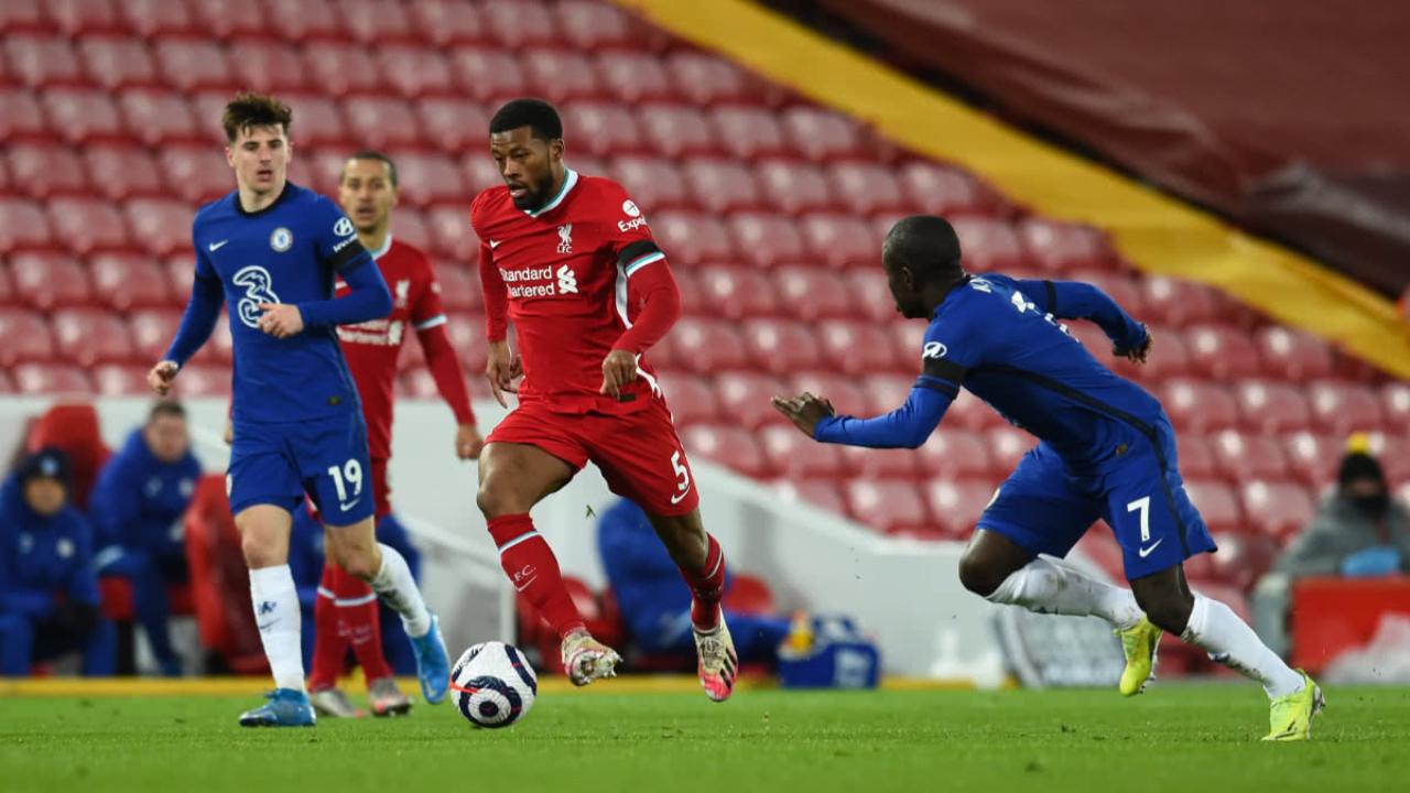 Liverpool Chelsea premier league