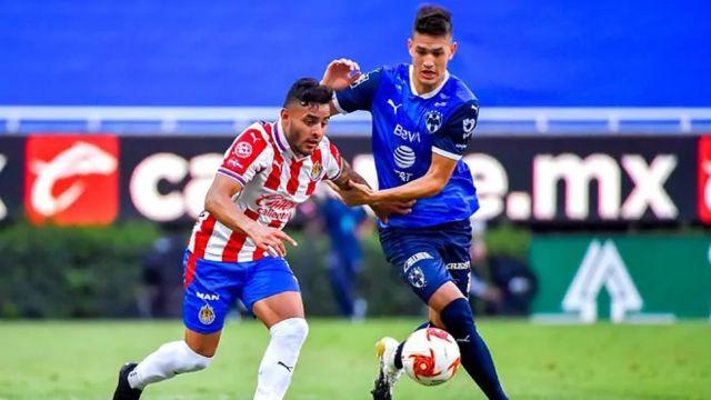 Monterrey Chivas cambio de fecha por preolímpico