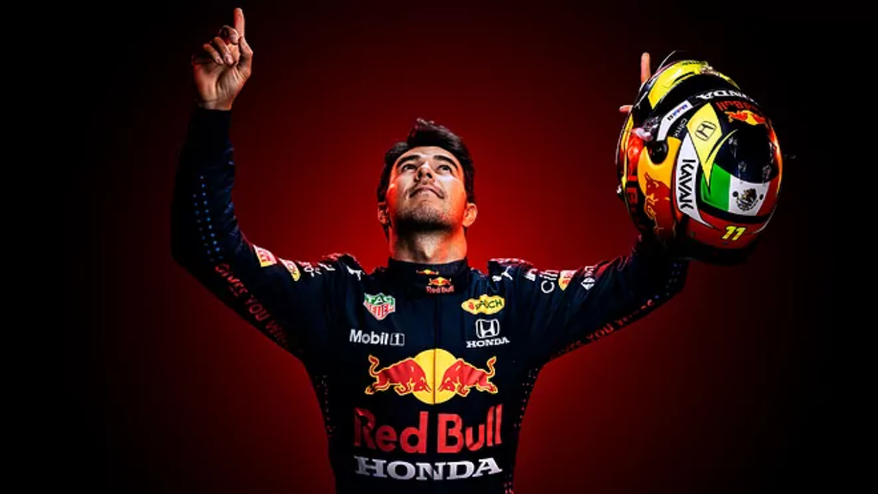 Red Bull Checo Pérez
