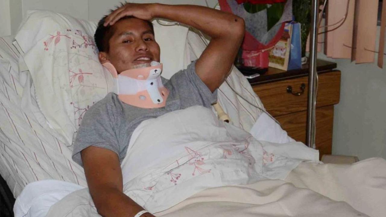 Sobreviviente de Chapecoense libra la muerte