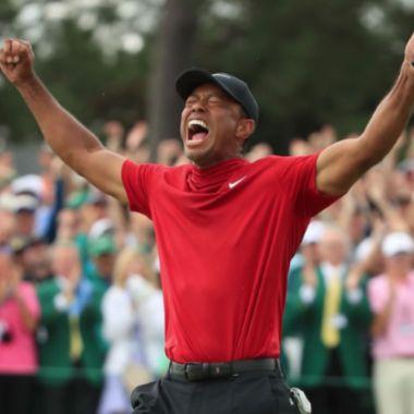 Tiger Woods sale del hospital