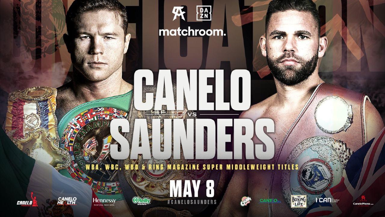 Billy Joe Saunders pelea arreglada Canelo