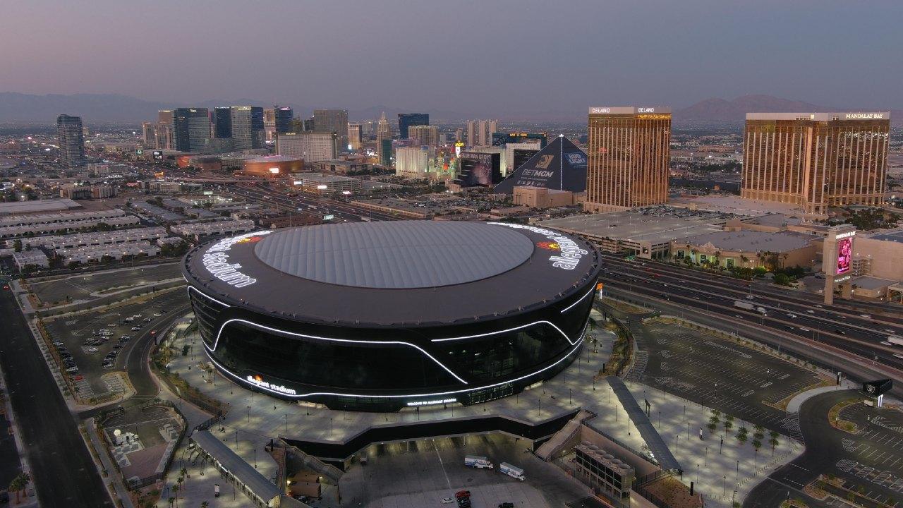 Concacaf final Copa Oro 2021 Las Vegas Raiders