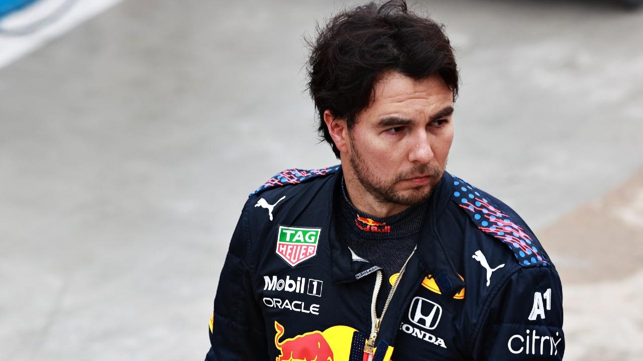 sergio 'Checo' Pérez formula 1 red bull