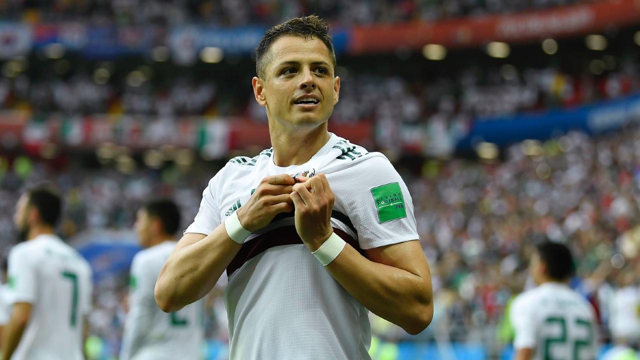 Chicharito Hernández seguirá Selección Mexicana retiro