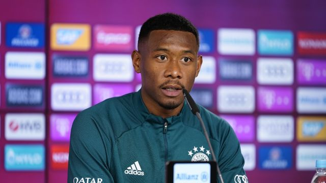 David Alaba Real Madrid cinco años