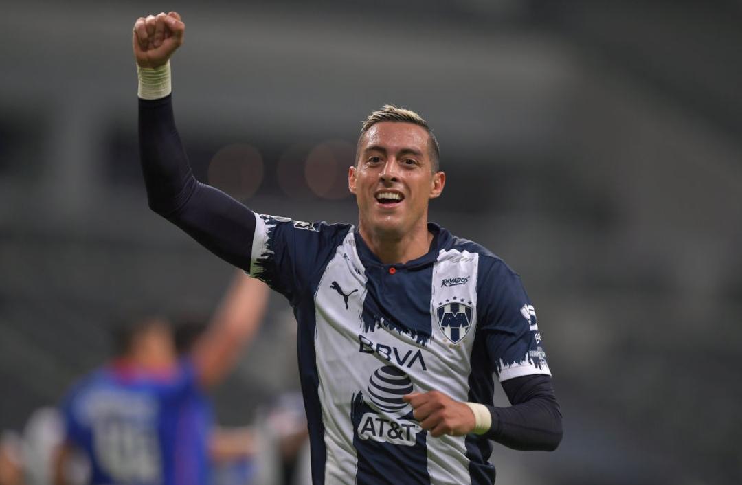 Monterrey máximos goleadores Rayados Rogelio Funes Mori