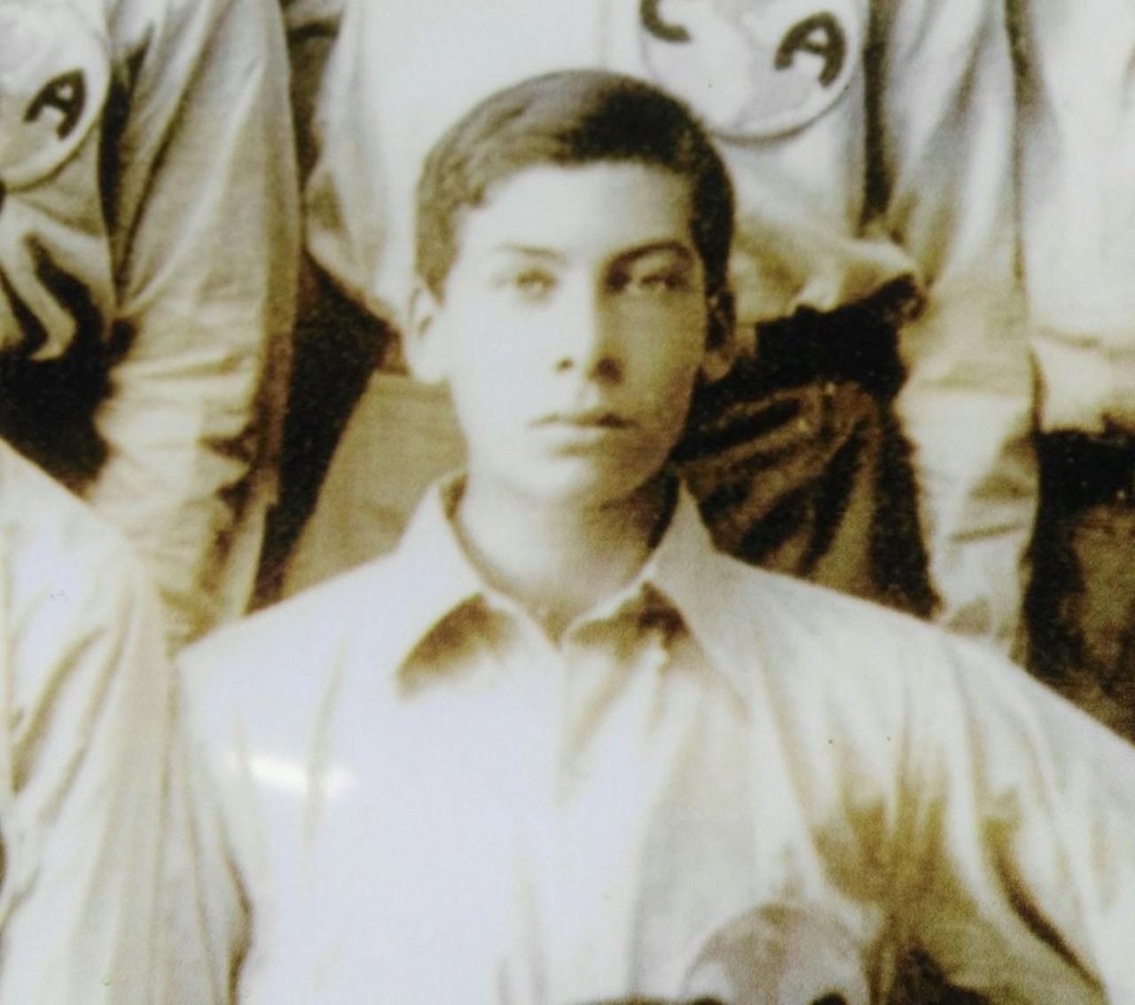 Rafael Garza Gutiérrez 'Récord'