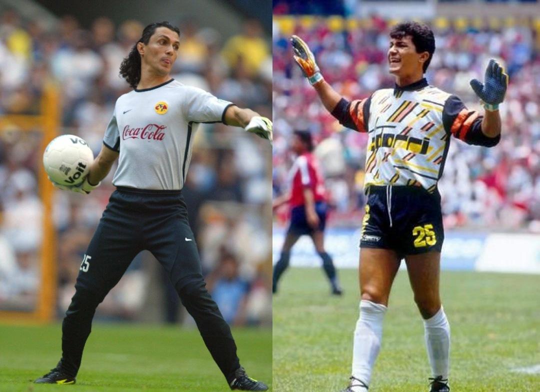 América Pumas jugadores ambos equipos Adolfo Ríos