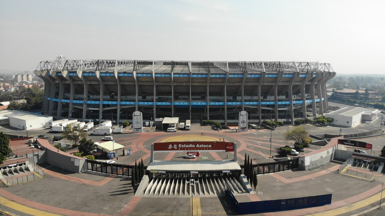 Estadio Azteca estudio top 10 mundial