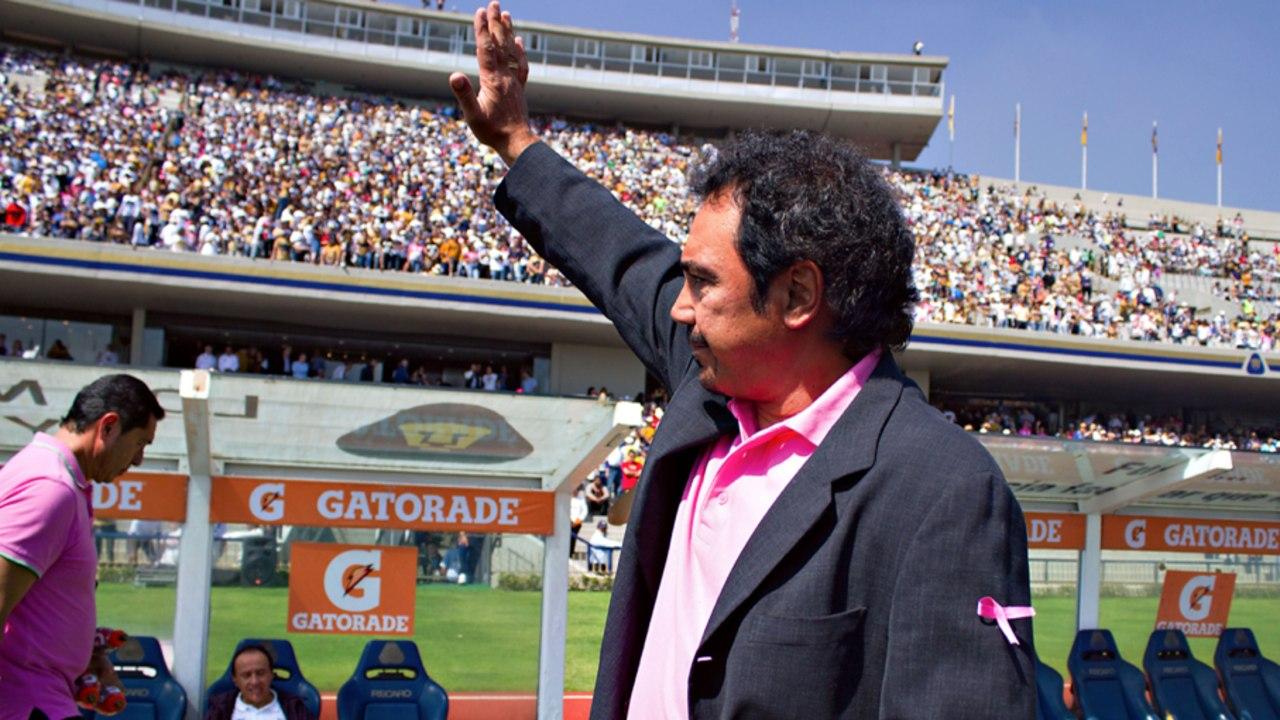 Hugo Sánchez dirigir Tigres Tuca