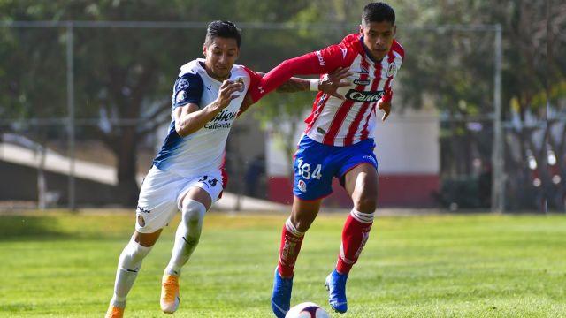 atlético san luis Ian Legorreta fallecimiento muerte liga mx