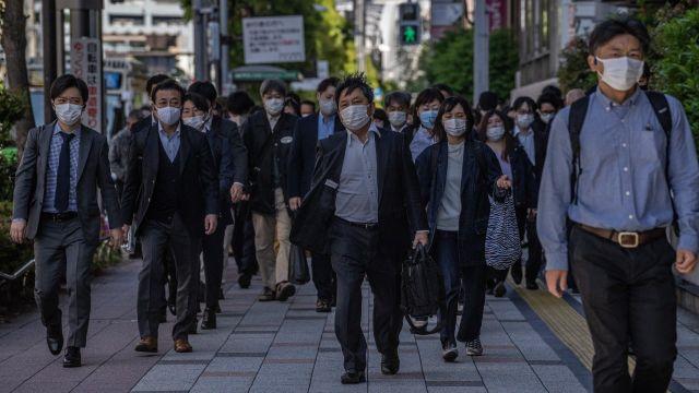 japón estado de emergencia toko juegos olímpicos coronavirus covid-19