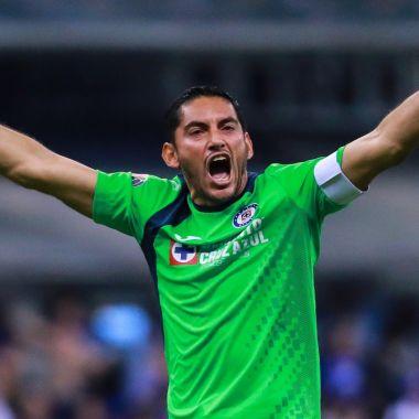Jesús Corona cruz azul futbol liga mx