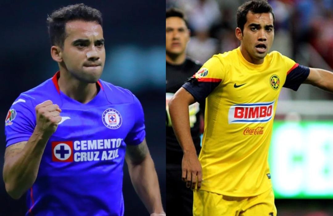 América Cruz Azul jugadores equipos Adrián Aldrete