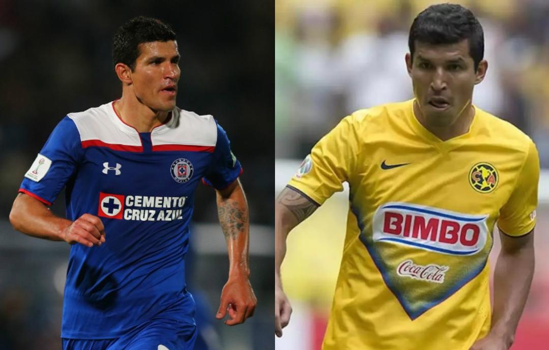 América Cruz Azul jugadores equipos Maza Rodríguez