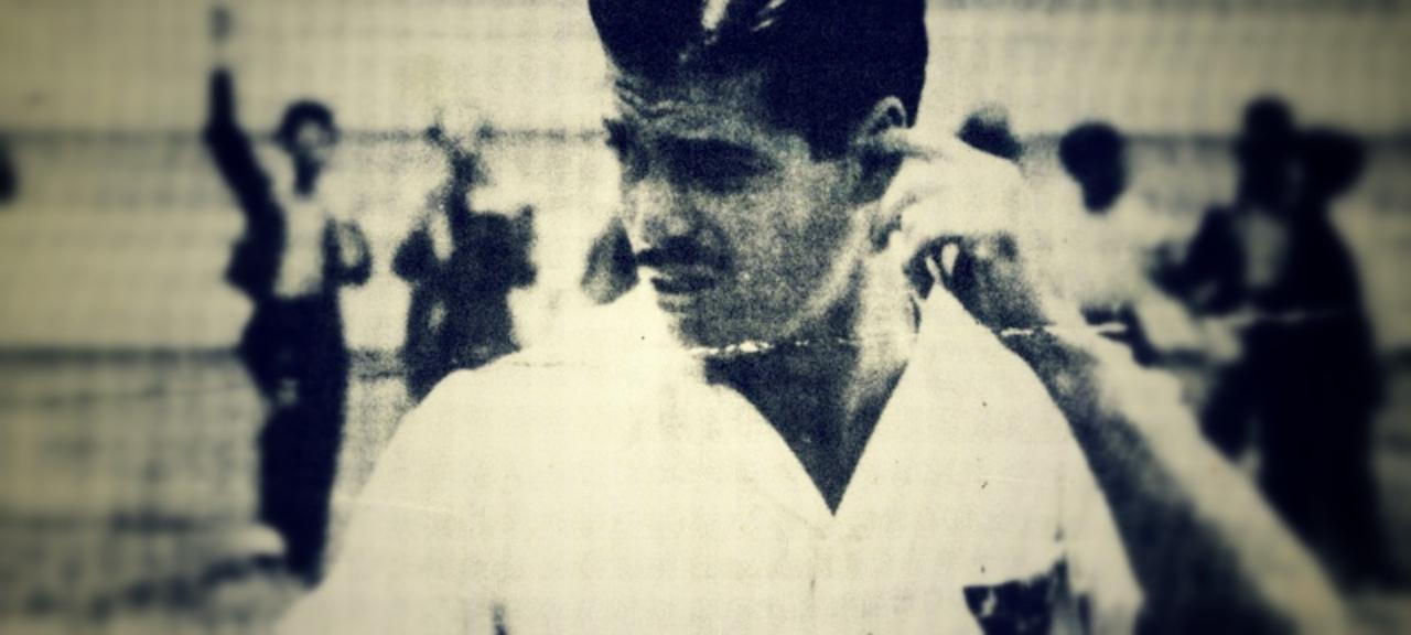 Octavio Vial de los máximos goleadores americanistas