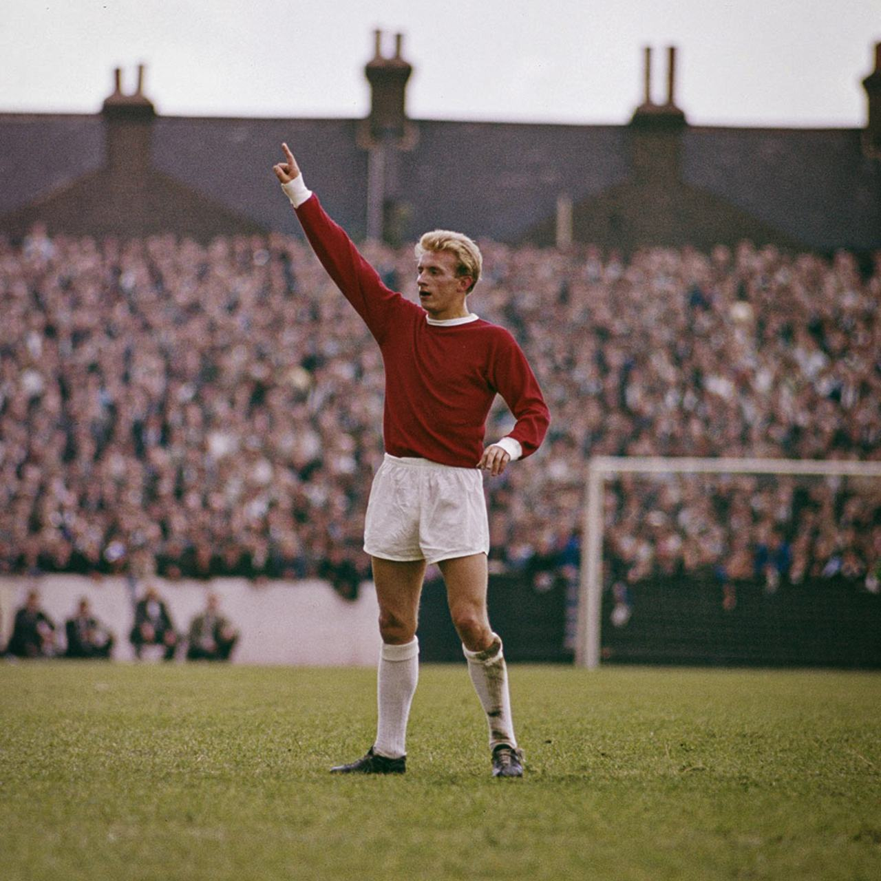 Manchester United máximos goleadores Denis Law