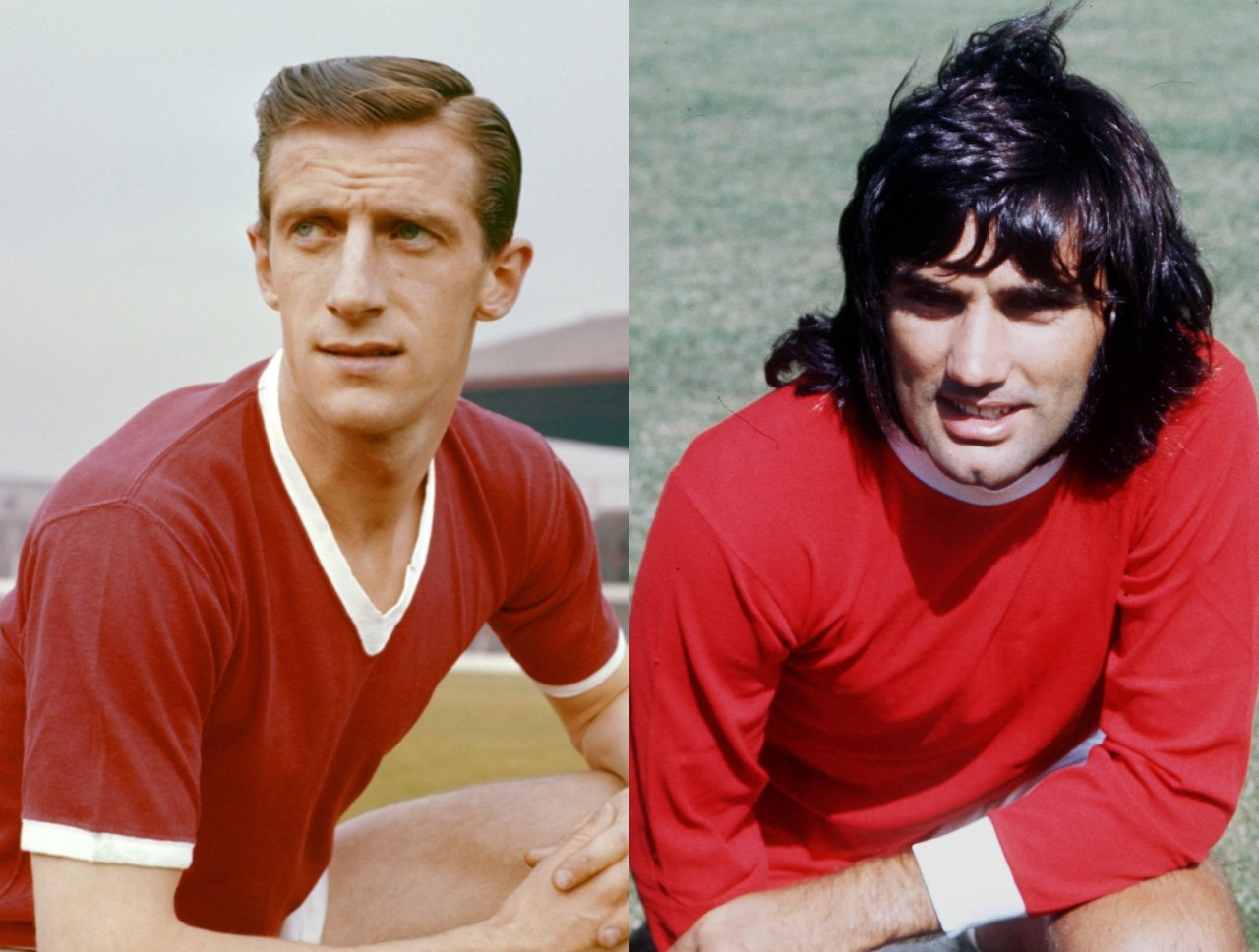 Manchester United máximos goleadores Viollet George Best