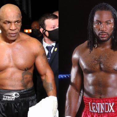 Mike Tyson Lennox Lewis confirma revancha septiembre