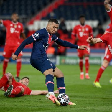 PSG Bayern Múnich semifinales Champions Leagur