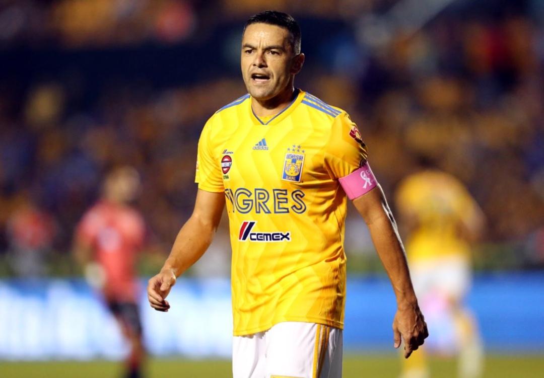 Jugadores con más partidos Tigres Juninho