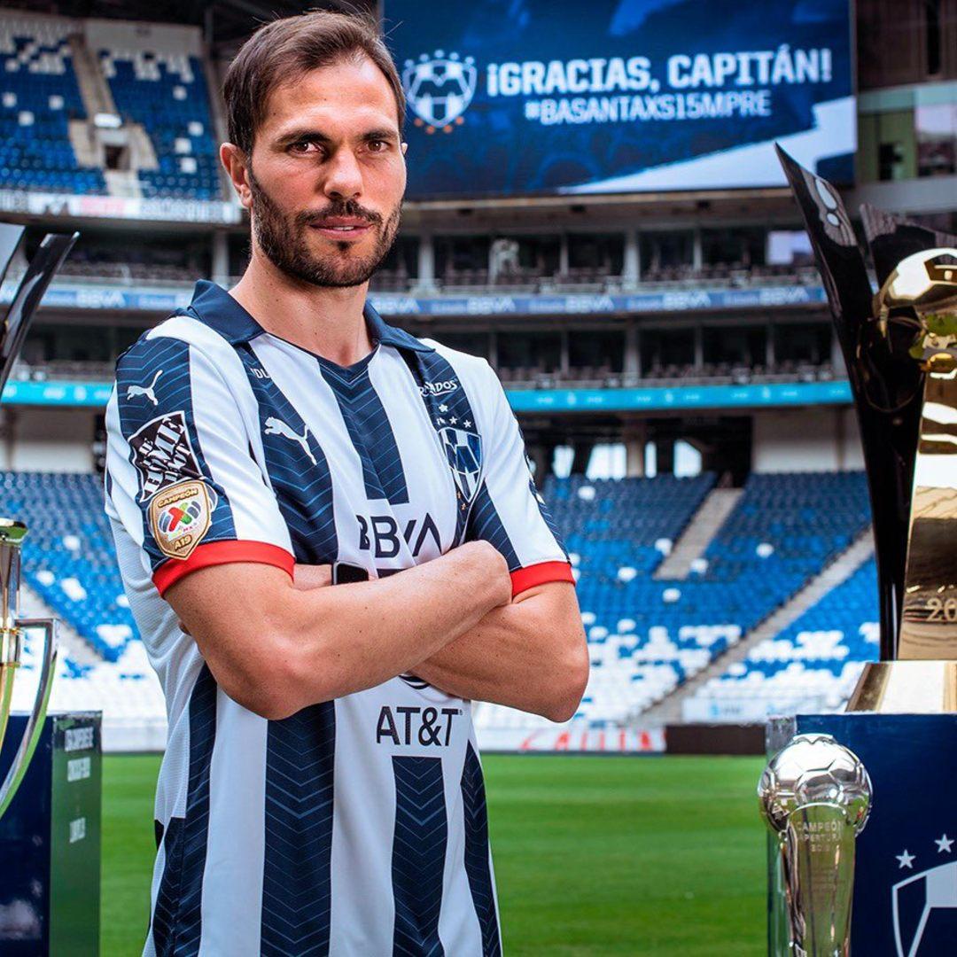 Rayados jugadores más partidos Monterrey José María Basanta