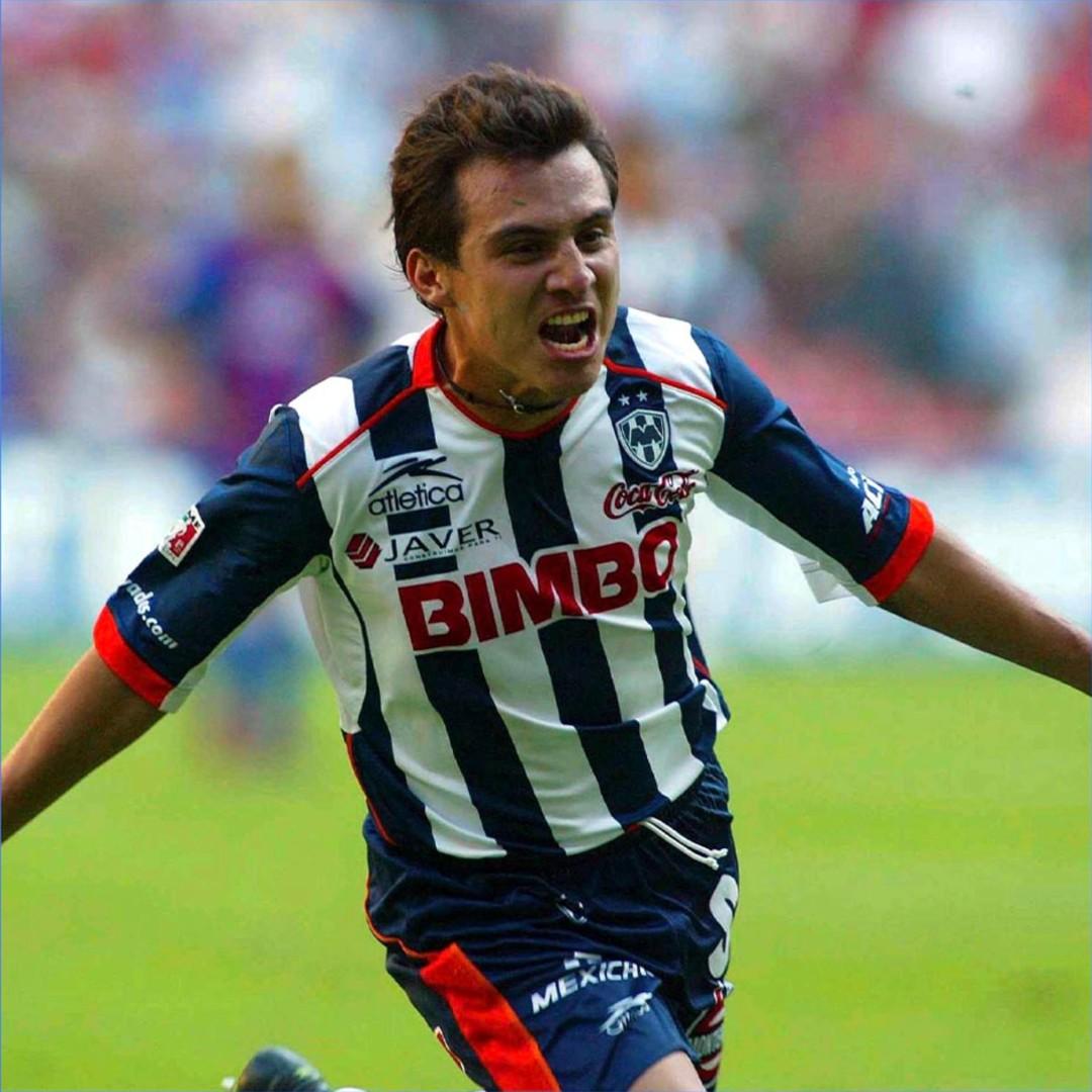 Rayados jugadores más partidos Monterrey Luis Pérez