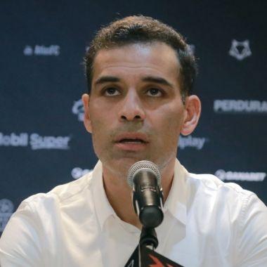 Rafa Márquez director técnico La Masía Barcelona