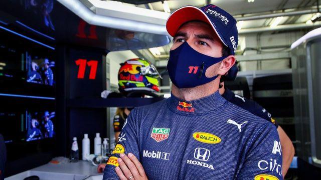 Checo Pérez falla auto causas Red Bull