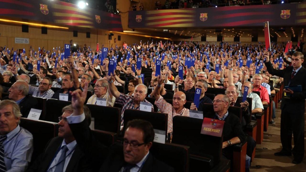 Socios Barcelona impedirán jugar Superliga Europea