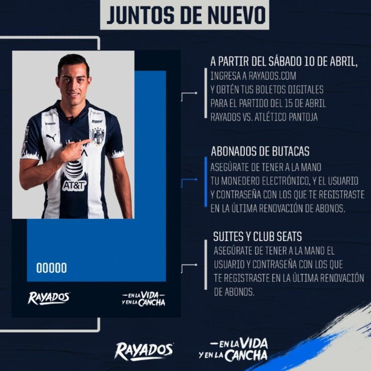Tigres América regreso afición Rayados