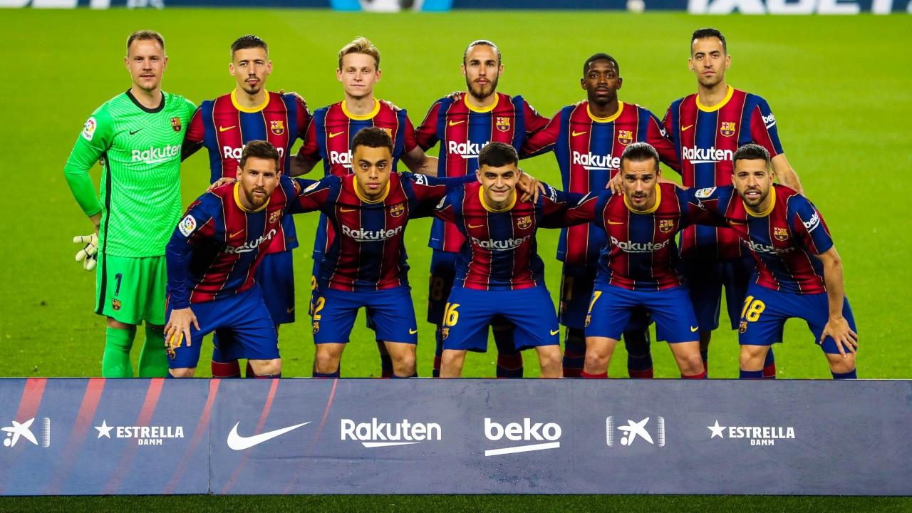 Barcelona goles al Real Madrid