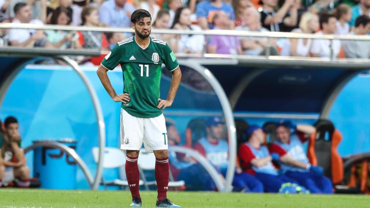 Carlos Vela no piensa en volver en la Selección Mexicana.