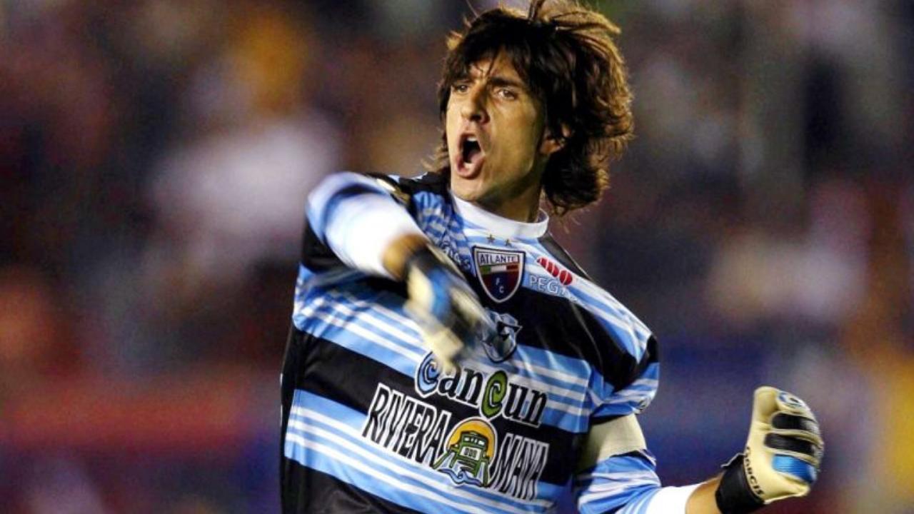 Federico Vilar no se fue del Atlante a Cruz Azul por amor