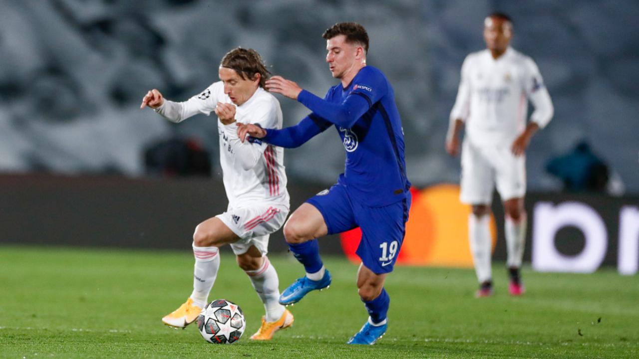 Real Madrid y Chelsea empatan en la semifinal de la UEFA Champions League